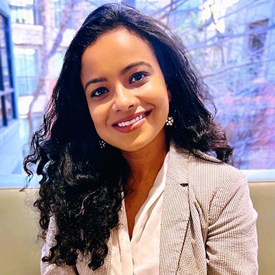 Aparajita Datta - Graduate Research Assistant