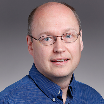 Luc Huyse, PhD - Facilities Engineering R&D Portfolio Manager