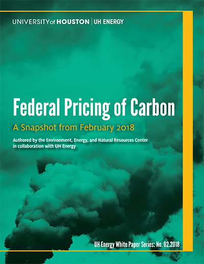 Federal Pricing of Carbon: A Snapshot from February 2018